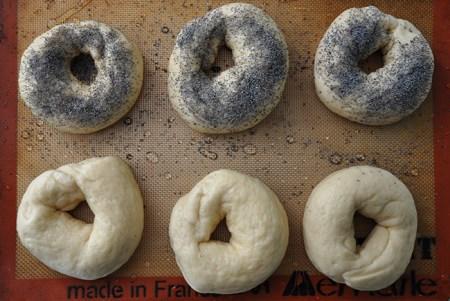 Prepped Bagels