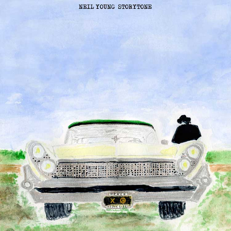 Neil Young | Storytone | Bakery Mastering