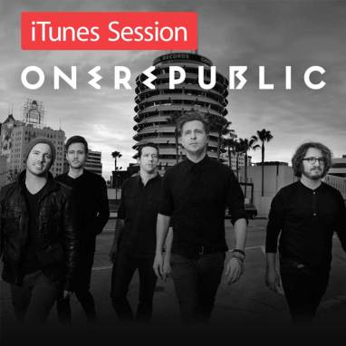 OneRepublic | iTunes Session