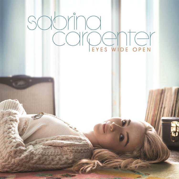 Sabrina Carpenter | Eyes Wide Open | Bakery Mastering