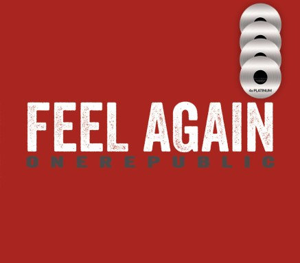OneRepublic | Feel Again