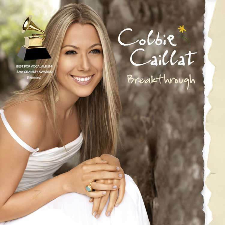 Colbie Caillat | Breakthrough | Bakery Mastering