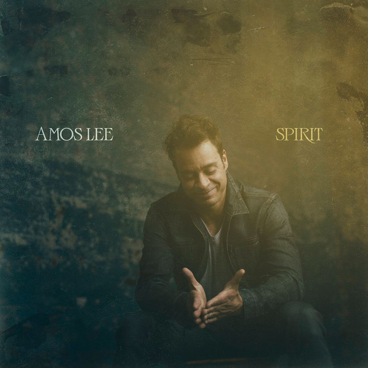 Amos Lee | Spirit | Bakery Mastering