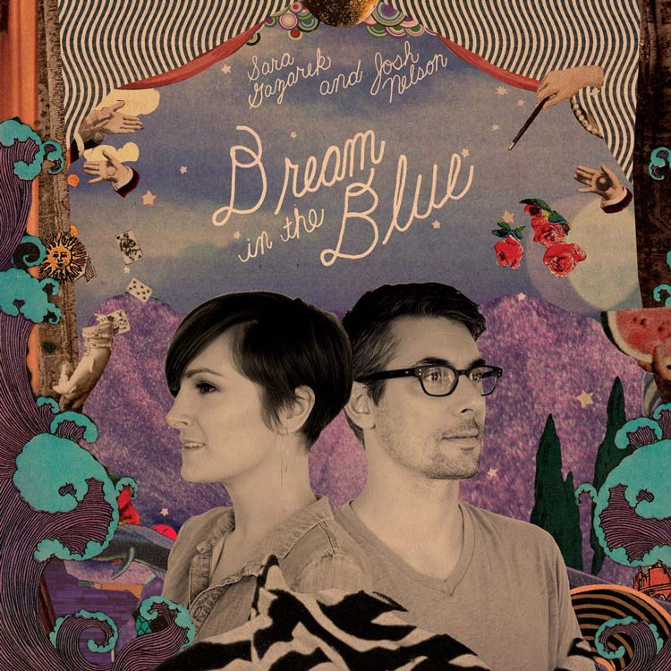 Sara Gazarek and Josh Nelson | Dream in the Blue | Bakery Mastering