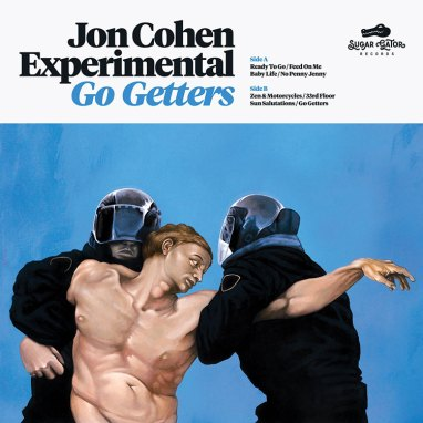 Jon Cohen Experimental | Go Getters