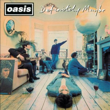 Oasis | Definitely Maybe (Half-Speed)