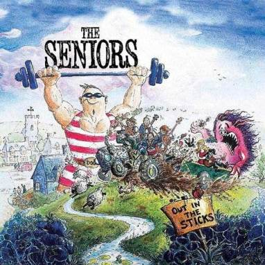 The Seniors | Out In The Sticks (EP)