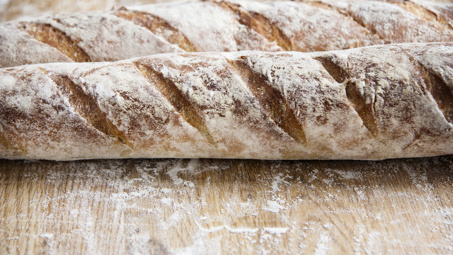 Bread | Photo Woody Musgrove