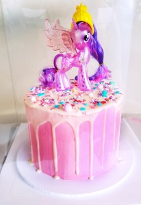 My Little Pony Cake by The Baking Experiment