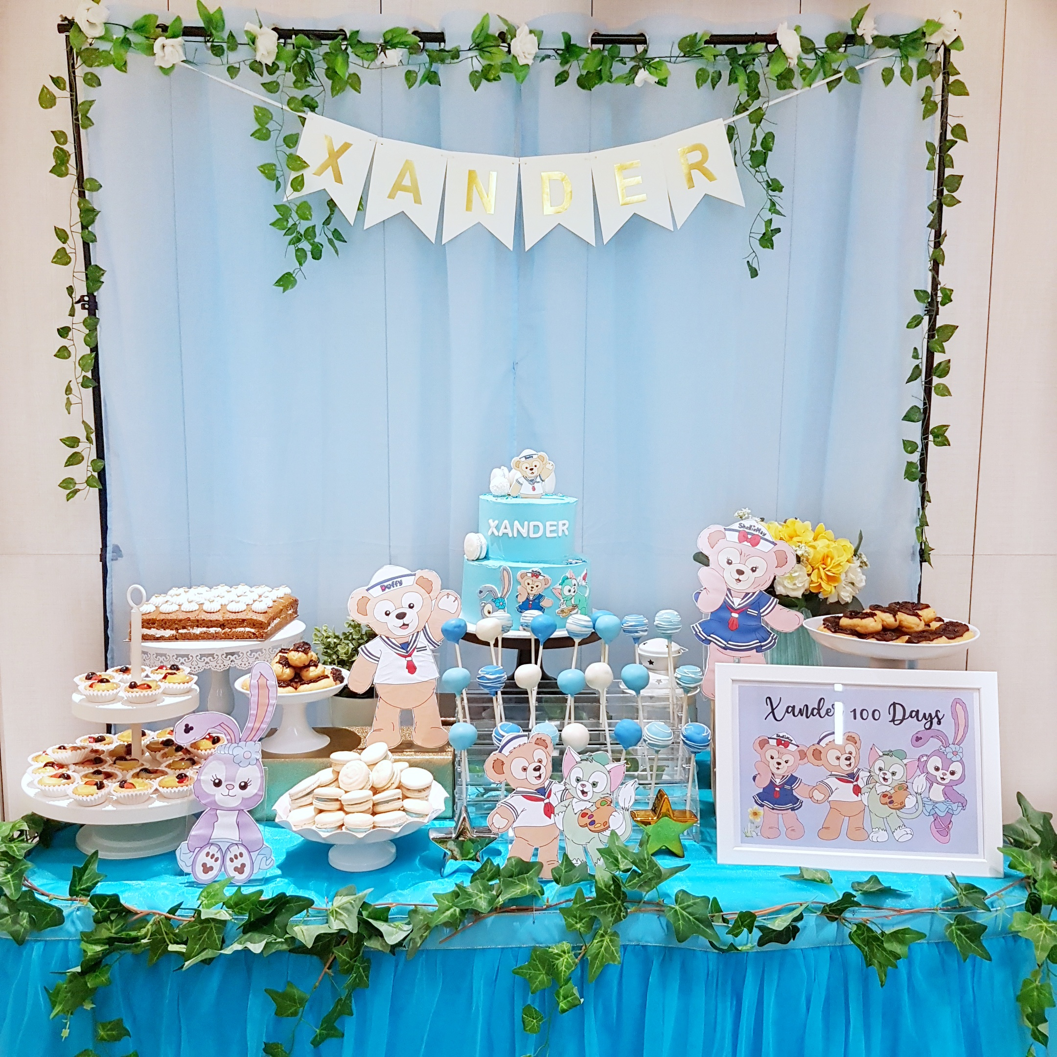Duffy Dessert Table