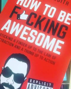 how to be fucking awesome cover