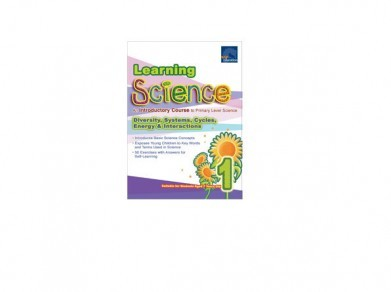 Learning Science Year 1 - Kids Science workbook