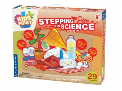 Stepping Into Science - Kids First STEM Science Discovery Kit