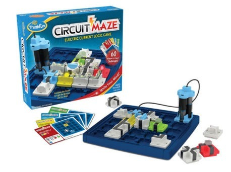 Thinkfun CIRCUIT MAZE – Kids Logic | Age 8+