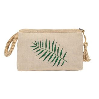 http://www.raefeather.com/caterpillar-leaf-monogram-canvas-clutch