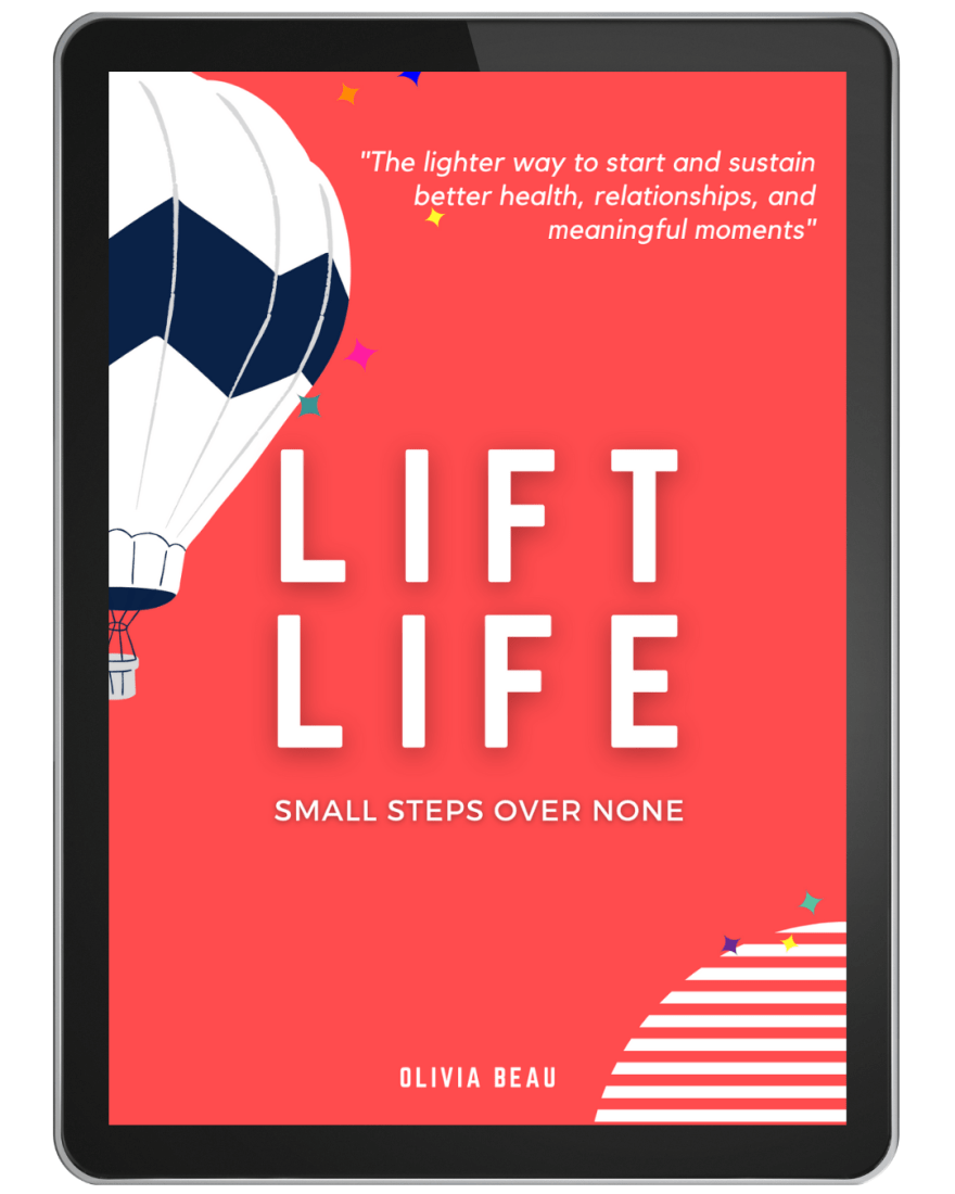 LIFT LIFE: Small Steps Over None