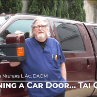 Opening Car Door... Tai Qi Style