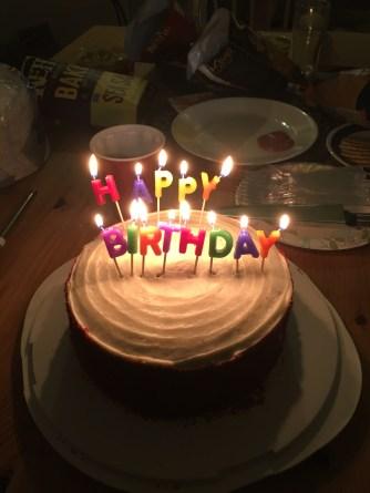 Cake #2. Red velvet. #mincreations