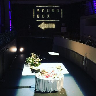 Obsessions & Creations at SF Soundbox with Charu. An amazing night of music, performance, and inspiration!