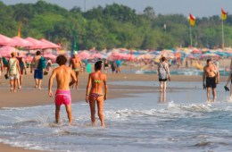 Badung District in Bali Province, has set a target of attracting some 6.2 million foreign tourists during 2020.