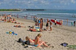 Popular Tourist Beaches In Bali Officially Reopening