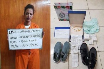Woman Could Face 3.5 Years In Prison For Spending IDR400 Million On Shopping Spree With Stolen Credit Card