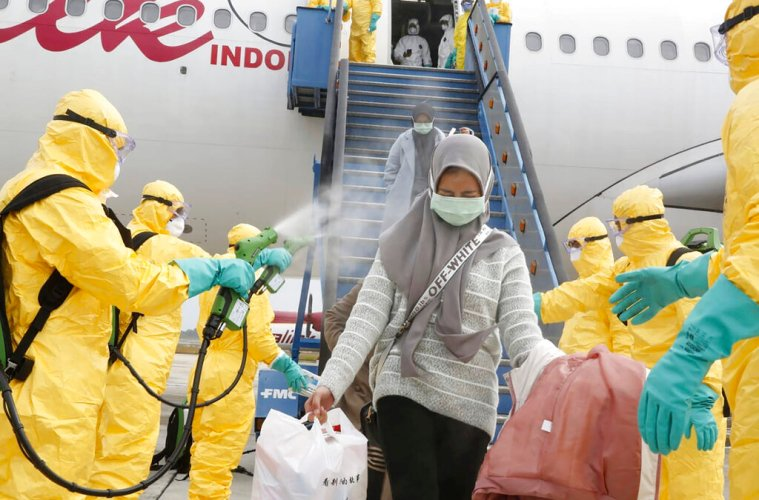 Indonesian President Joko Widodo said on Monday (Mar 2) that two Indonesians have tested positive for COVID-19, marking the first confirmed cases in the country.