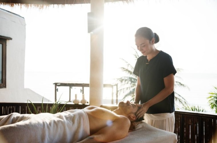 bali massage scam
