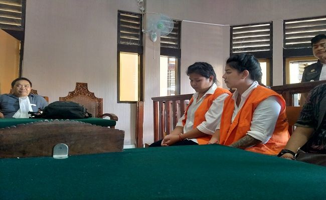 Two Thai Women Facing 19 Years For Allegedly Smuggling Meth Into Bali In Their Underwear