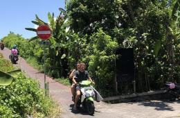 Canggu-Pererenan Shortcut will be Closed at Night