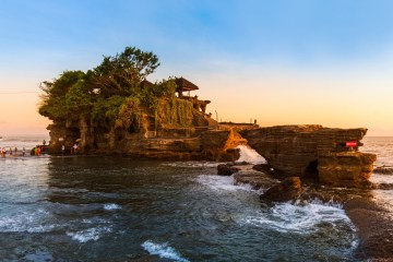 Tanah Lot Festival Seeks To Revive Tourism in Bali