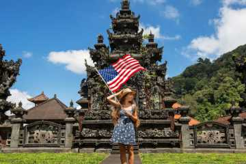 Americans In Bali Told To Return Home Now
