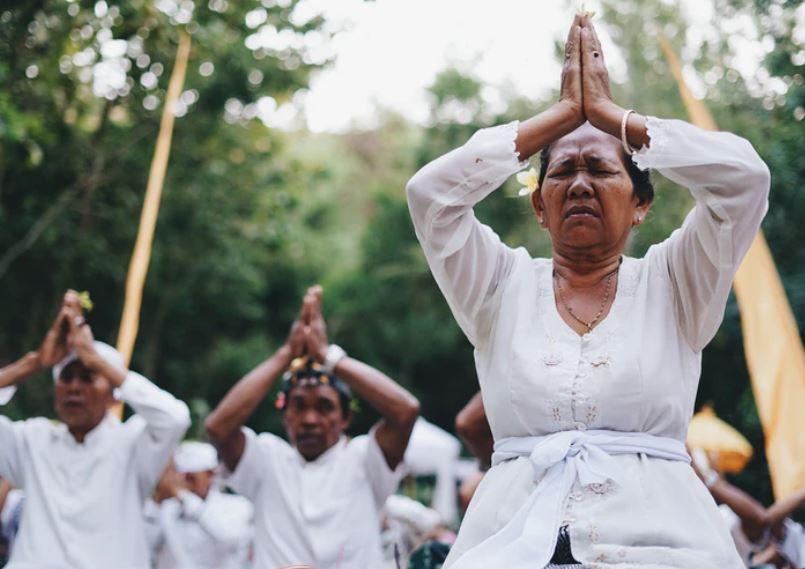 Bali Prayers