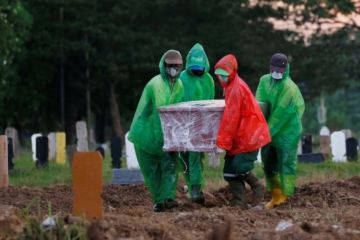 Study Warns 240,000 Could Die In Indonesia From COVID-19