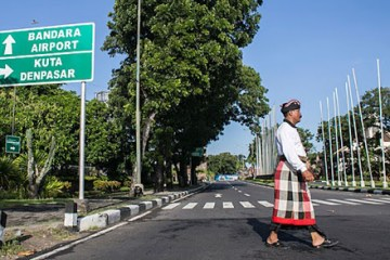 authorities officially cancel plans to hold Nyepi-like observance