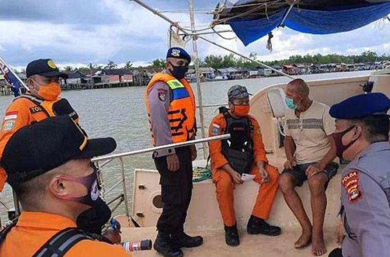 Australian Tourist Robbed By Pirates Off The Coast Of Bali