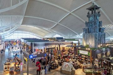 Bali Airport Has Shop Vacancies Open For Bidding As Air Travel Resumes