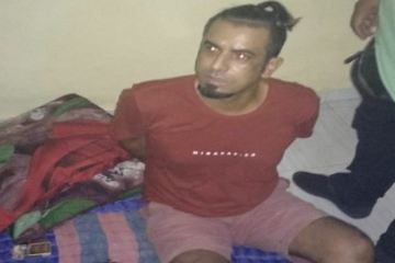 Palestinian Tourist Arrested In Kuta Purse Snatching