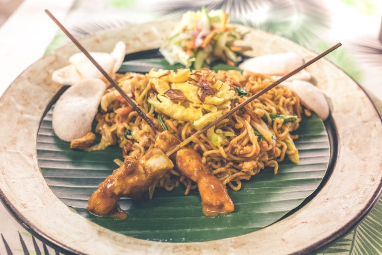 how cheap is food in bali