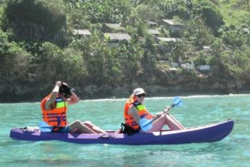 tourist drowns in Nusa Dua while kayaking