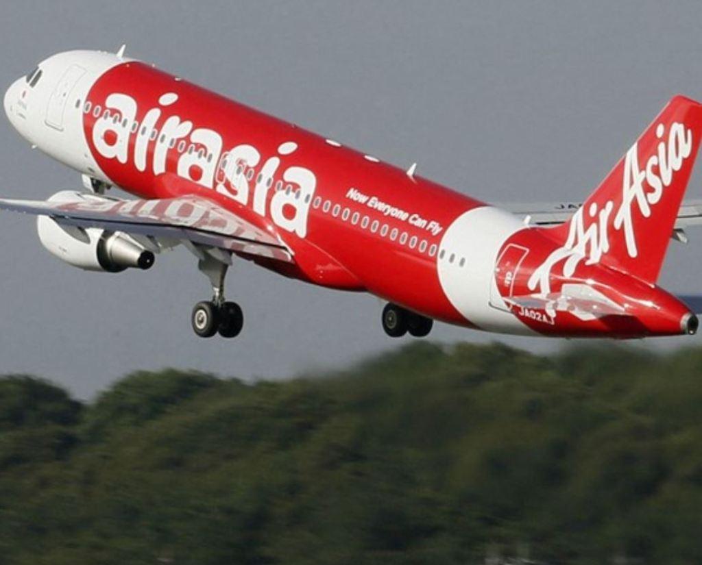 Airasia plane take off