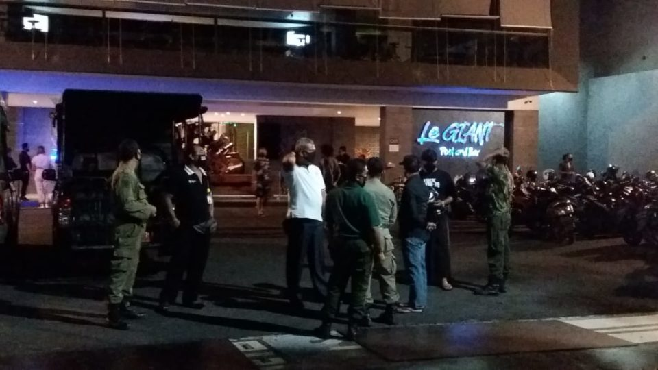 Bali Authorities Shut Down Bar After Failing To Follow Health Protocols