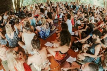 Bali Official Threatens To Shut Down Spiritual Community For Hosting Large Event