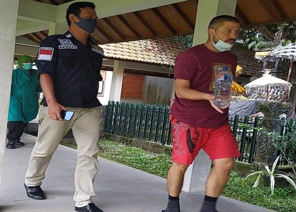 Bali Police Have Secured 6 Homeless Tourists In July