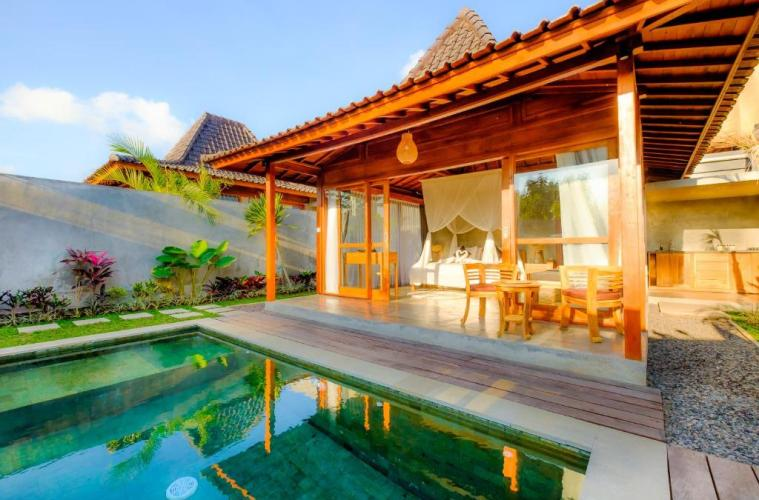 This Private Pool Villa In Bali Is Only $27 Per Night