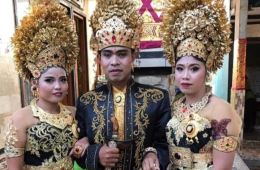 Bali Local Claims His Two Wives Agreed To Polygamous Marriage