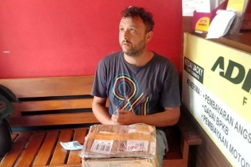 Man From Spain Arrested In Bali After Receiving Drugs In The Mail