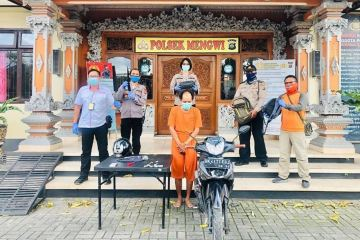 Bali Police Catch Serial Thief In Canggu