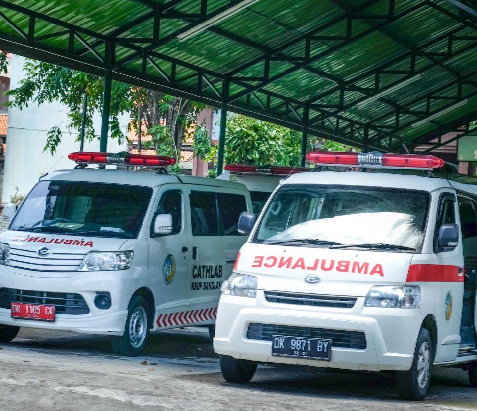 bali ambulance