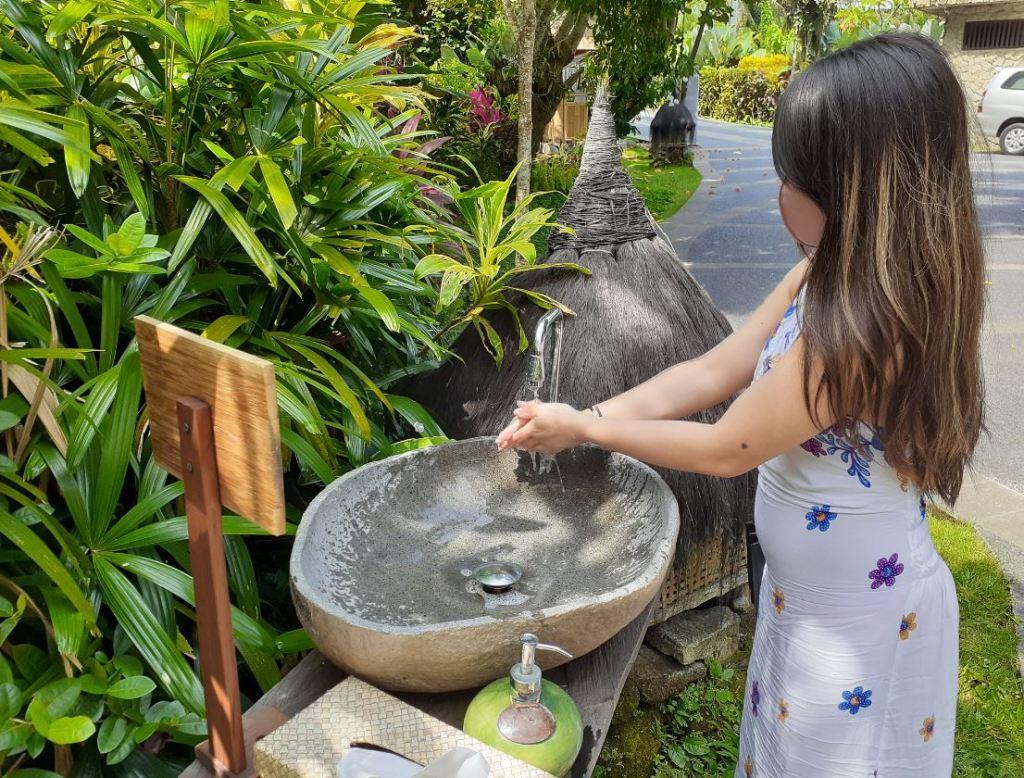 handwashing station 5 elements